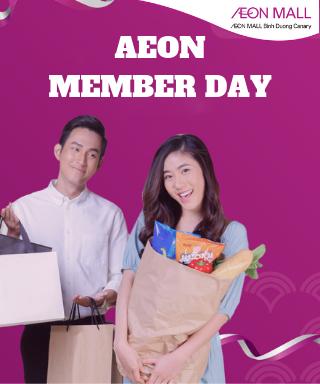 Ngày hội thành viên AEON Member Day 2019