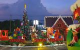 Giáng sinh vui vẻ cùng ông già Noel và các gia tinh 2018