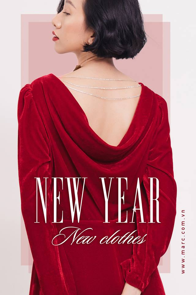 MARC – NEW YEAR – NEW CLOTHES