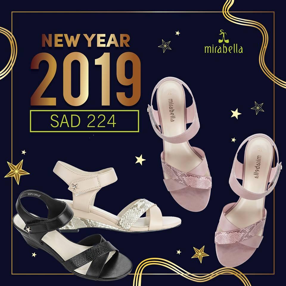 MIRABELLA – 2019 NEW YEAR