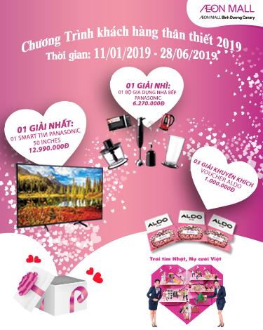 Chuong trinh Khach hang than thiet 2019 - P1