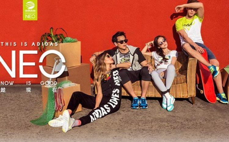 Adidas NEO AEON MALL Binh Duong Canary