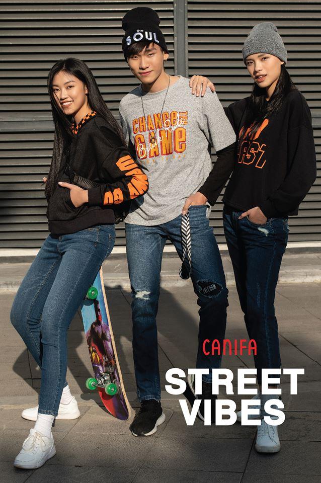#Street_Vibes – ÂM HƯỞNG ĐƯỜNG PHỐ TRONG TỪNG BƯỚC ĐI