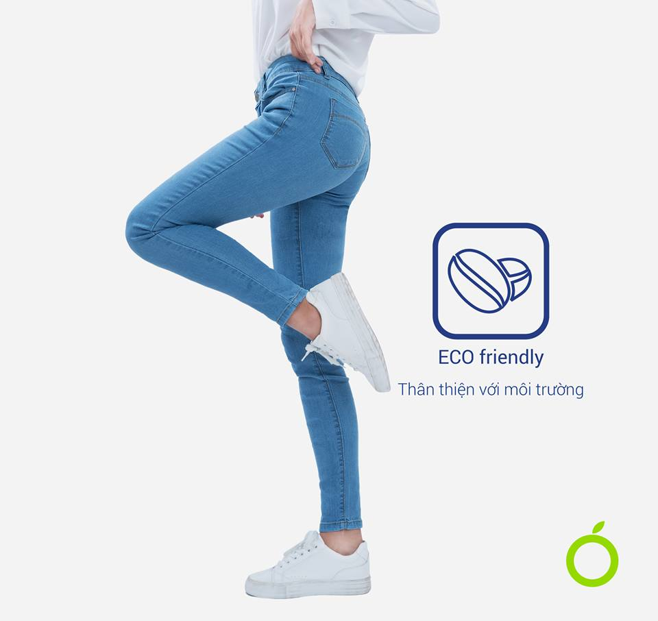 LIME ORANGE – BST MỚI:  ICE CAFE JEANS