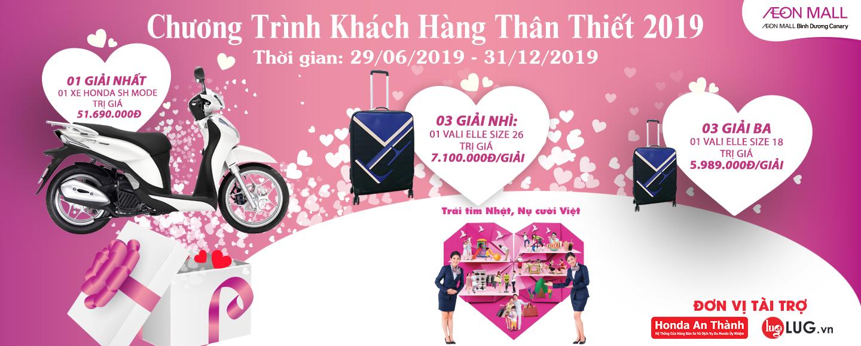 Chuong trinh Khach hang than thiet 2019 - P2