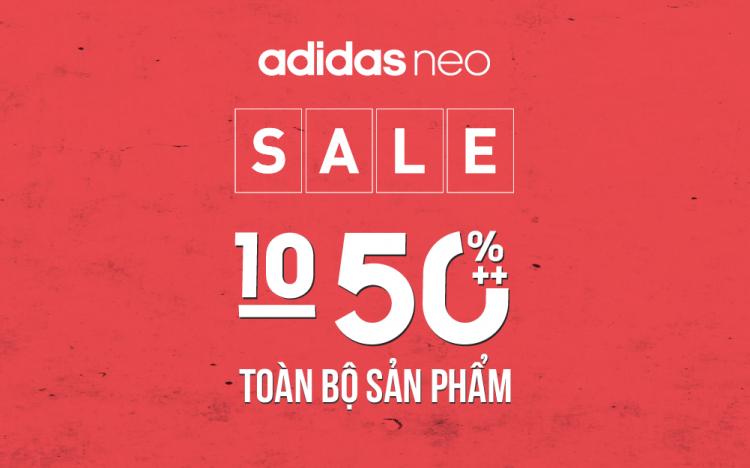 adidas neo – GIẢM ĐẾN 50% TOÀN BỘ SẢN PHẨM
