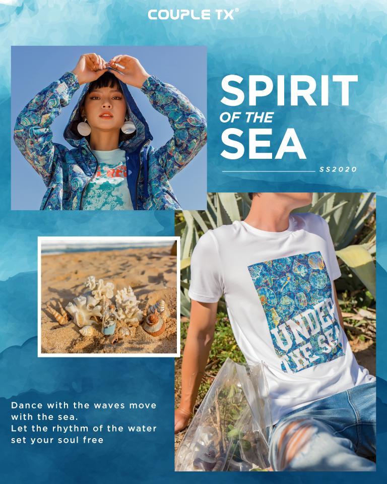 COUPLE TX – BỘ SƯU TẬP SPIRIT OF THE SEA 2020