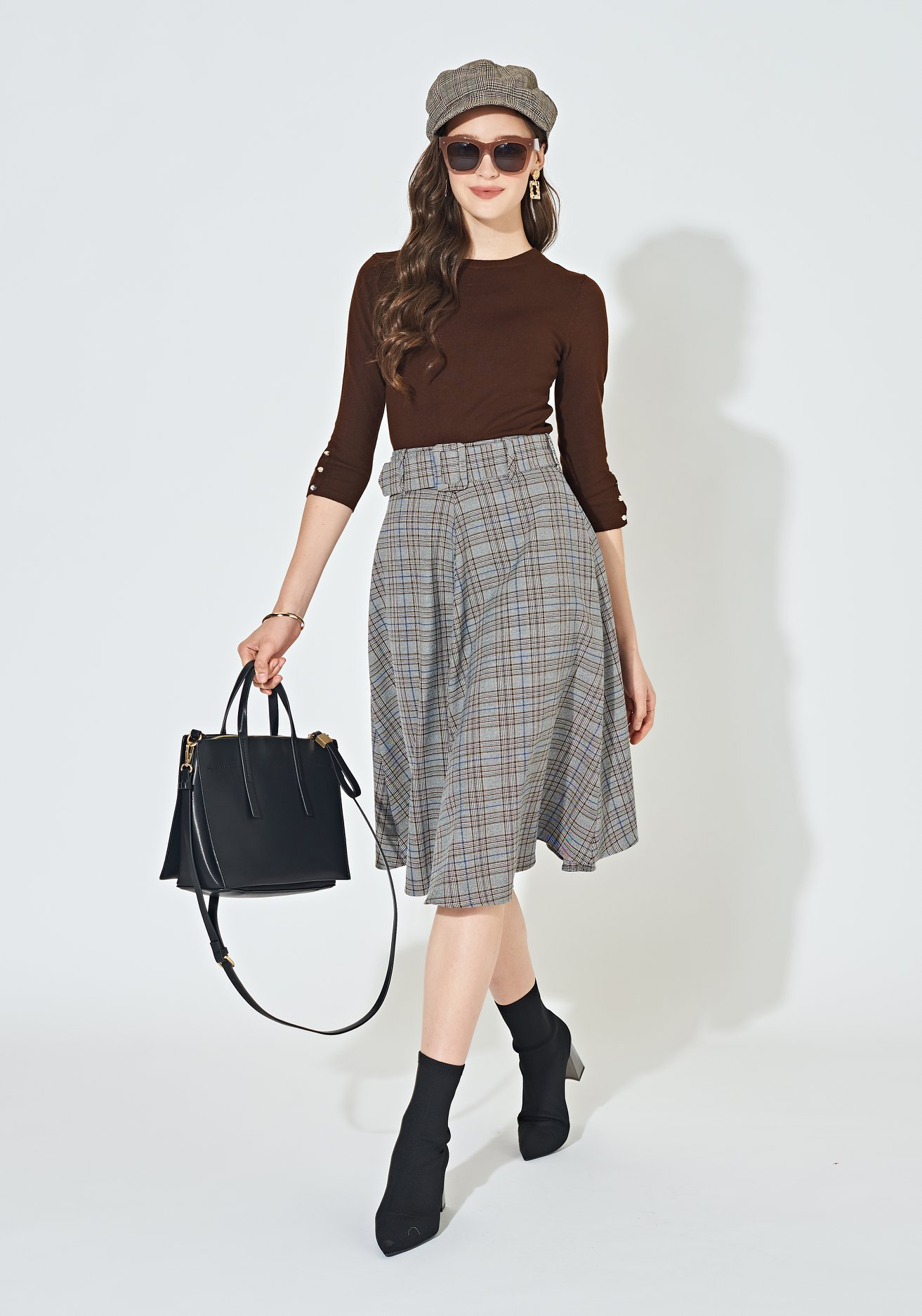 MIKI FOR WOMAN – PLAID COLLECTION