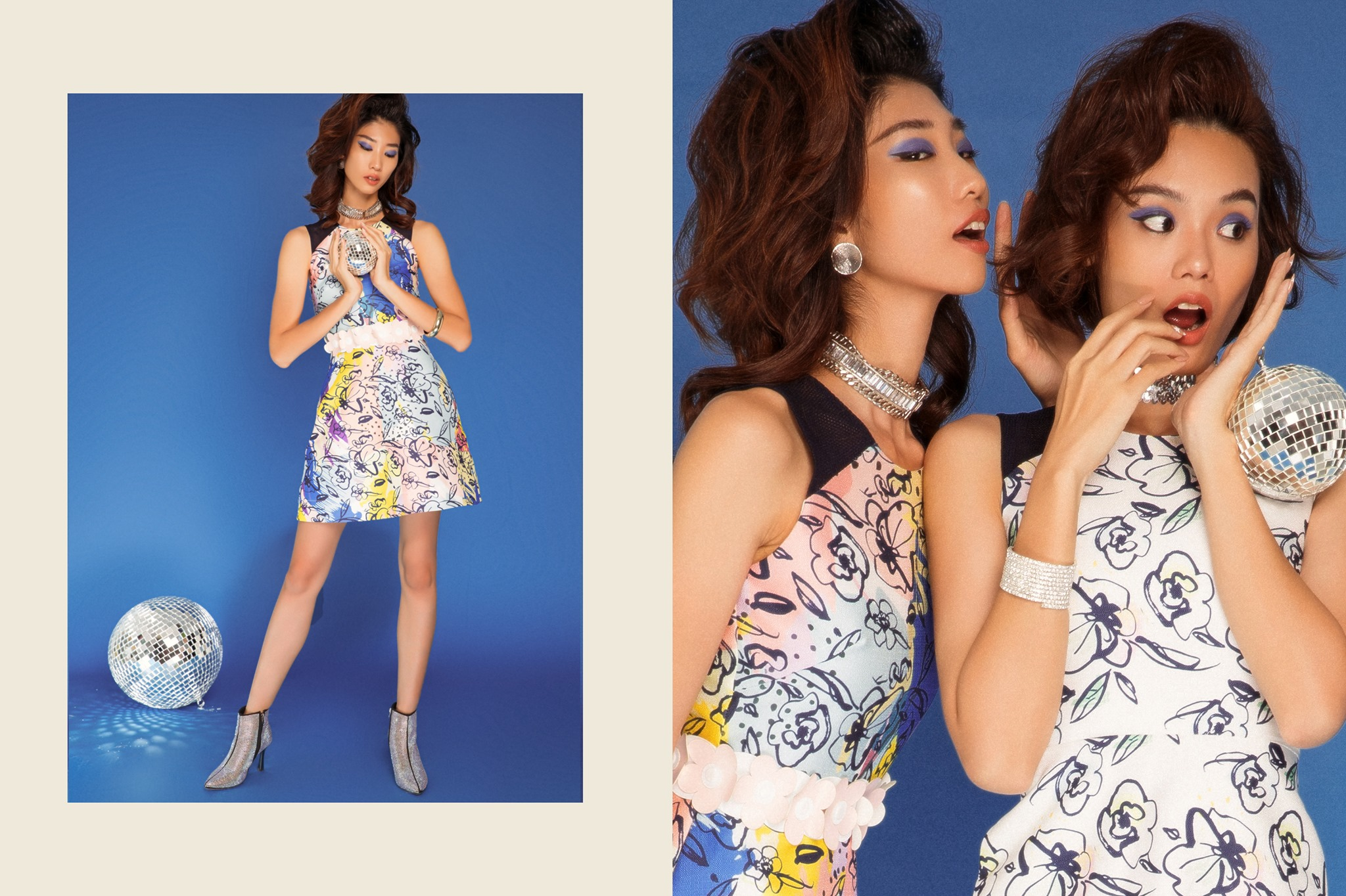 MARC FASHION – VINTAGE SUMMER TIME