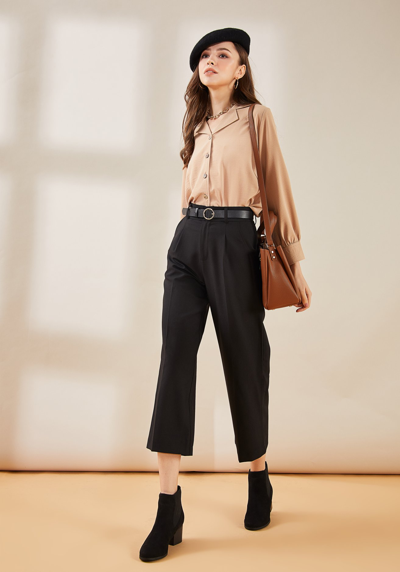 MIKI FOR WOMAN – PANTS COLLECTION