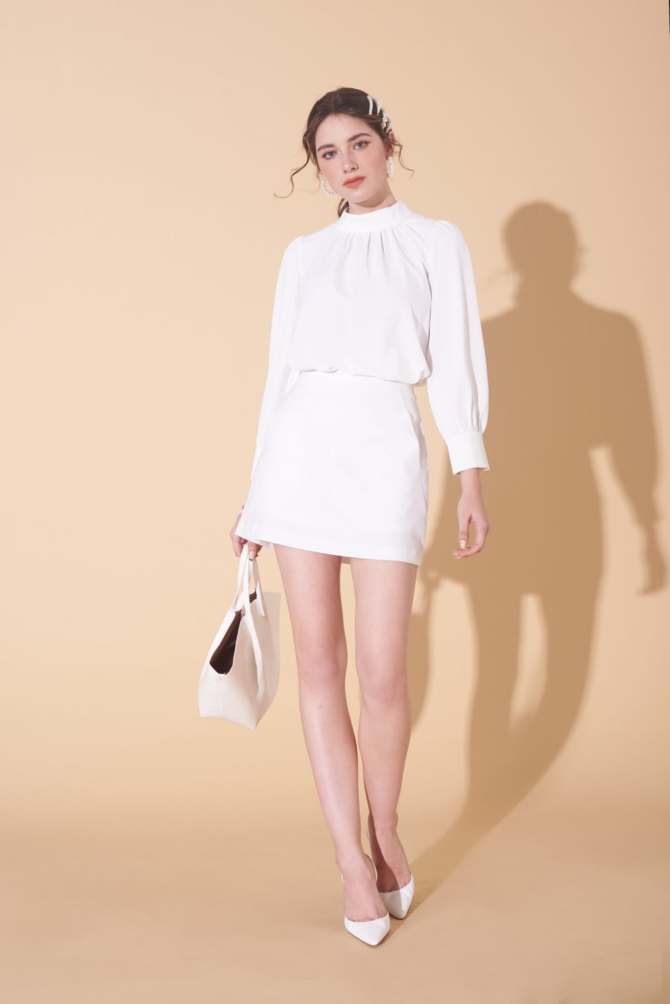 MIKI FOR WOMAN – WHITE COLLECTION