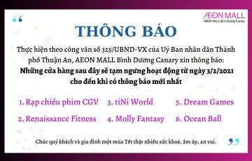Copy of Cửa hàng KOHNAN JAPAN Siêu thị AEON Việt Nam